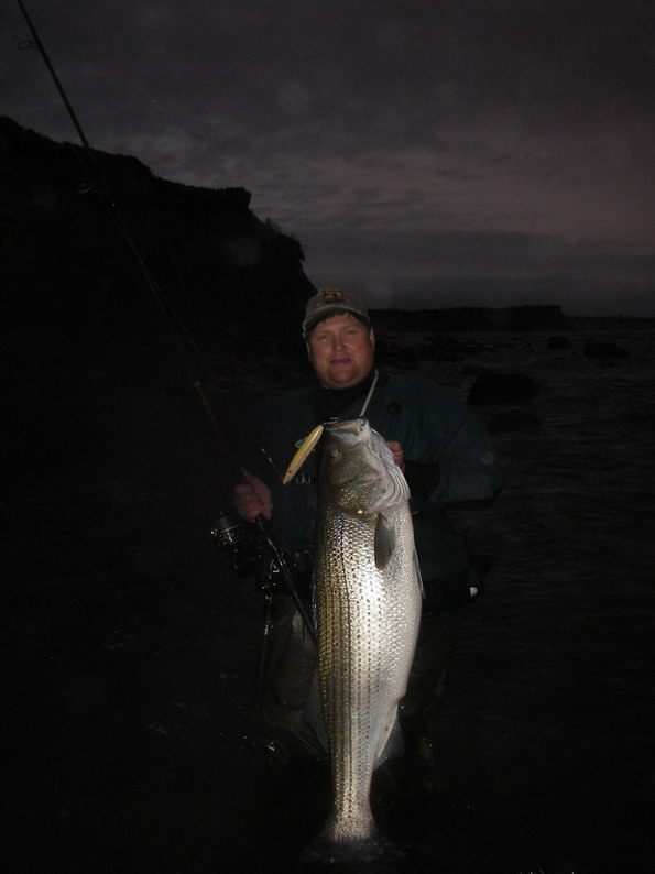 Surf Fishing Long Island And Surf Casting Montauk With